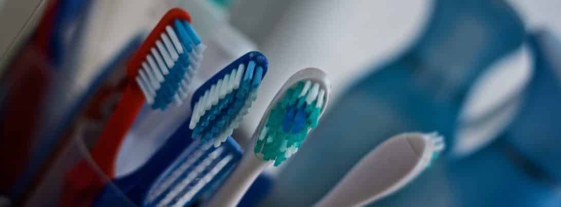 Store Toothbrush in Hydrogen Peroxide
