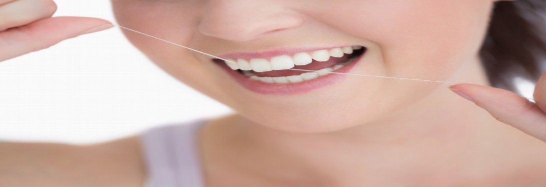 Can a waterpik replace flossing?